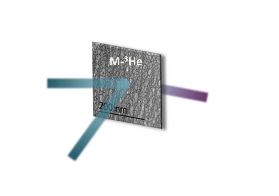 Un grupo de investigadores del ICMSE desarrolla una patente para fabricar materiales solidos incorporando agregados gaseosos