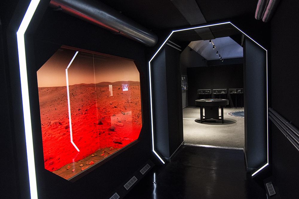 La Casa de la Ciencia de Sevilla viaja a Marte en su reapertura