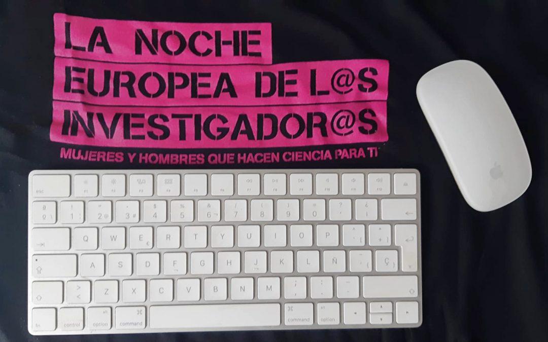 El CSIC Andalucía y La Casa de la Ciencia de Sevilla, protagonistas de La Noche Europea de l@s Investigador@s