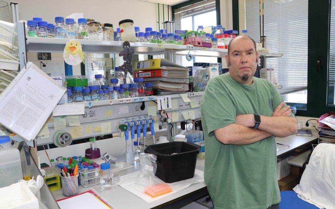 Científicos del CABD homenajean a su compañero José Luis Gómez-Skarmeta
