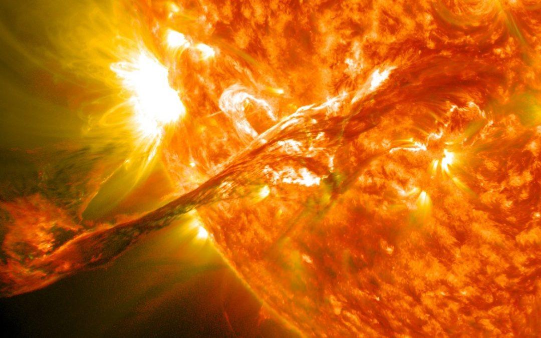 La influencia de los planetas podría afectar a la actividad magnética solar